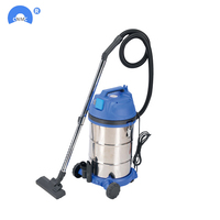 70L Decoration with industrial bucket vacuum cleaner handheld dry, wet, blow, three use