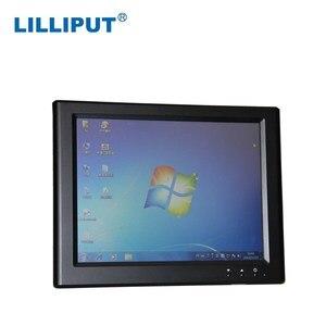 Image 2 - 8 pollici TFT LCD USB Powered Monitor Lilliput UM 80/C NON input del VGA, solo Ingresso USB VESA Standard di Montaggio del Monitor