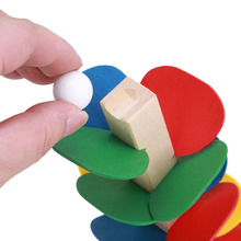 Educational Assembling Tree Shaped Wooden Montessori Toy