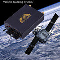 Универсальный Автомобиль GPS Трекер GPS/Положение GSM Терминал Температуры И Скорости Транспортного Средства в Режиме Реального Времени Системы Слежения TK105B