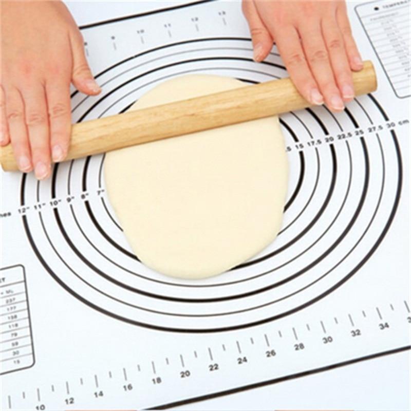 Silicone Fiberglass Baking Sheet Rolling Dough Pastry