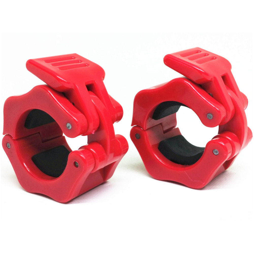 Pair diameter quot mm weight lifting dumbbell collar