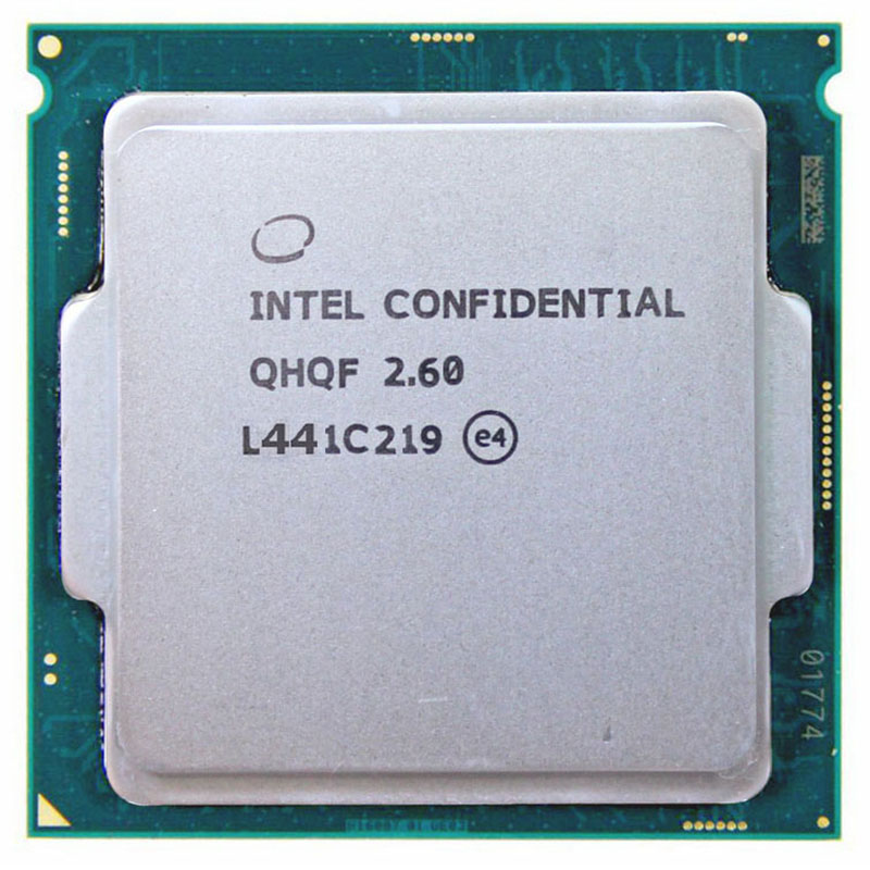 QHQF Engineering-version von INTEL I7-6700K I7 6700 6700K Q0 SKYLAKE ALS QHQG 2,6G 1151 8WAY 95W DDR3L/DDR4