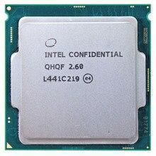 QHQF النسخة الهندسية من إنتل I7 6700K I7 6700 6700K Q0 SKYLAKE كما QHQG 2.6G 1151 8WAY 95 واط DDR3L/DDR4