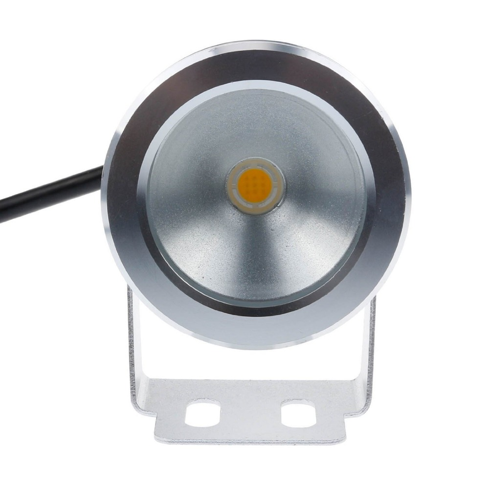 Hot selling 960-1000LM High Power Warm White/white LED Waterproof Flood Light Lamp 10W 12Vled underwater light free shipping