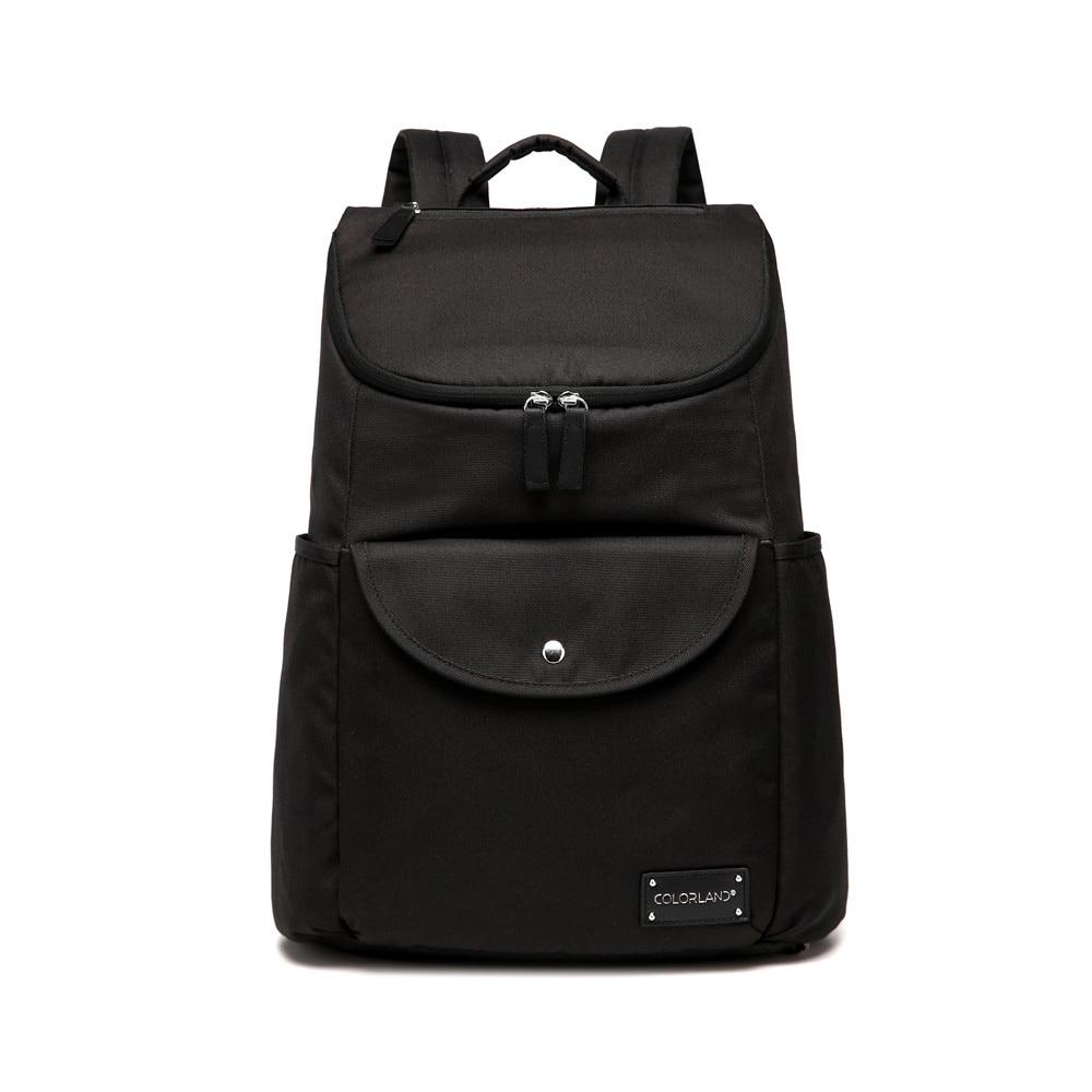 купить COLORLAND Baby Diaper Bag Backpack Stroller Bag For Wheelchair Pram Fashion Mother Maternity Nappy Changing Bag онлайн