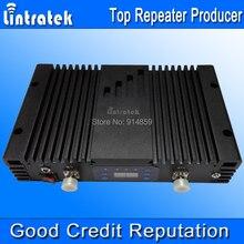 GSM1800 Signal Repeater 75dbi Gain Control 4G LTE 1800 mhz Handy Signal Booster Leistungsstarke 1500qm Handys Verstärker/