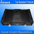Novo Controle de Ganho Repetidor 75db GSM1800mhz DCS Repetidor de Sinal de Telefone Celular Impulsionador DCS Repetidor de Sinal de Telefone Celular Amplificador S20