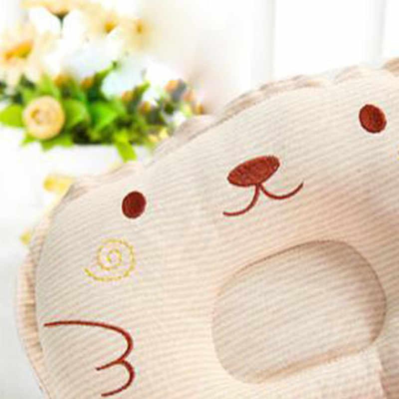 Всегда я Детские подушки новорожденный Поддержка Подушка Pad Предотвращение плоской головкой формирование подушка новорожденных подушку постельные принадлежности
