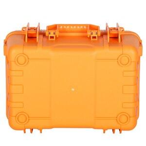 Image 3 - كومبتيكو A 80S FS 60A/60E انصهار الألياف البصرية جهاز الربط عبوة تعبئة حمل صندوق أدوات صندوق فارغ