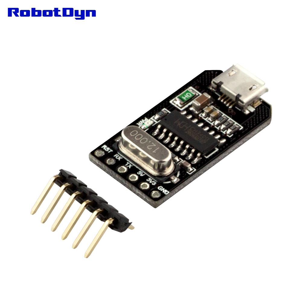 Micro usb UART TTL CH340
