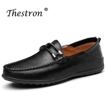 Man Casual Loafers Black Brown Mens Tassel Spring Autumn Driving Male Lightweight Elegant Shoes For Men