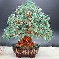 Хрустальное дерево для денег Бонсай стиль фэн шуй для богатства удача домашний офисный Декор подарок на день рождения богатое и счастливое ...