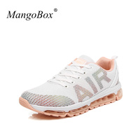 New Luxury Running Shoes Womens Air Cushion Ladies Running Trainers Mesh Athletic Shoes For Women Good