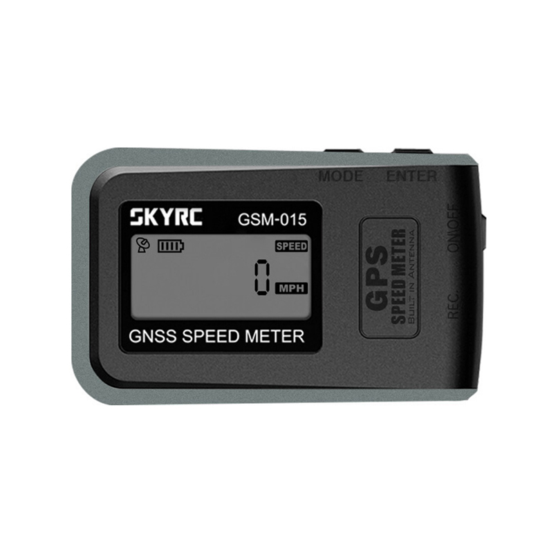SKYRC Alta Precisão GSM-015 Velocímetro GPS GNSS GPS Medidor de Velocidade para RC Multirotor Quadcopter Zangão FPV Avião Helicóptero