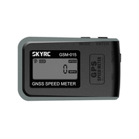 SKYRC High Precision GNSS GPS Speed Meter GSM 015 GPS Speedometer for RC Drone FPV Multirotor Quadcopter Airplane Helicopter