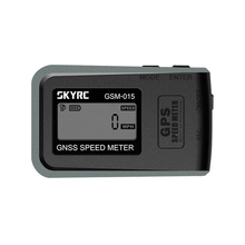 SKYRC High Precision GNSS GPS Speed Meter GSM-015 GPS Speedometer for RC Drone FPV Multirotor Quadcopter Airplane Helicopter 3pcs rctimer 1260 12x6 sport propeller precision props 3 12x6e for rc plane quadcopter diy fpv multirotor replacement pro
