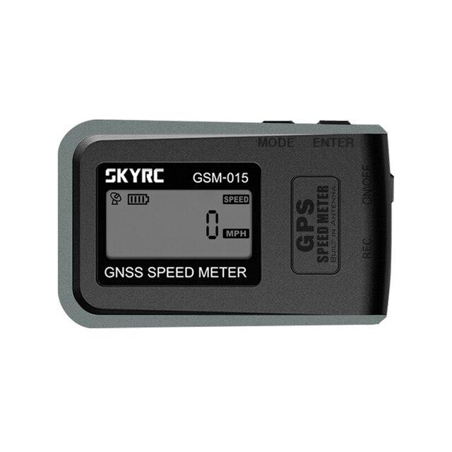 SKYRC di Alta Precisione GNSS GPS Misuratore di Velocità GSM 015 GPS Tachimetro per RC Drone FPV Multirotor Quadcopter Aereo Elicottero