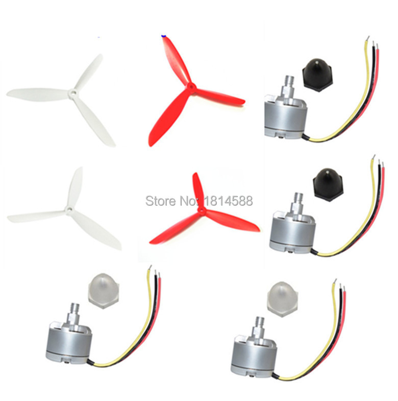 Cheerson CX-20 CX20 CX 20 axis blade propeller aircraft accessories DIY 2212 920KV brushless motor brushless motor blade scout cx