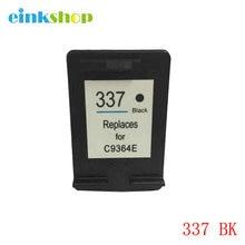 1X 337 Black Ink Cartridge For hp Deskjet D4163 Inkjet Printers