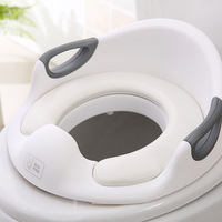 2019 Baby Training Seat Children Potty Baby Travel Portable Ring Kids Urinal Comfortable Assistant Toilet Baby WC