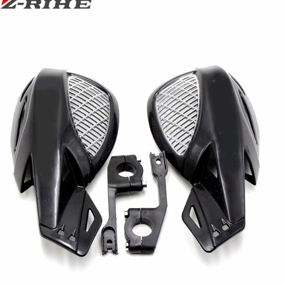 motocicleta cepillo barra de mano guardas de mano moto 7/8 '' 22 mm - Accesorios y repuestos para motocicletas
