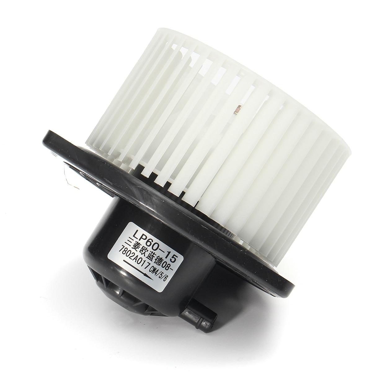A/C кондиционер отопительный прибор вентилятор двигателя автомобиля Замена для Mitsubishi Lancer Outlander 2008-2013