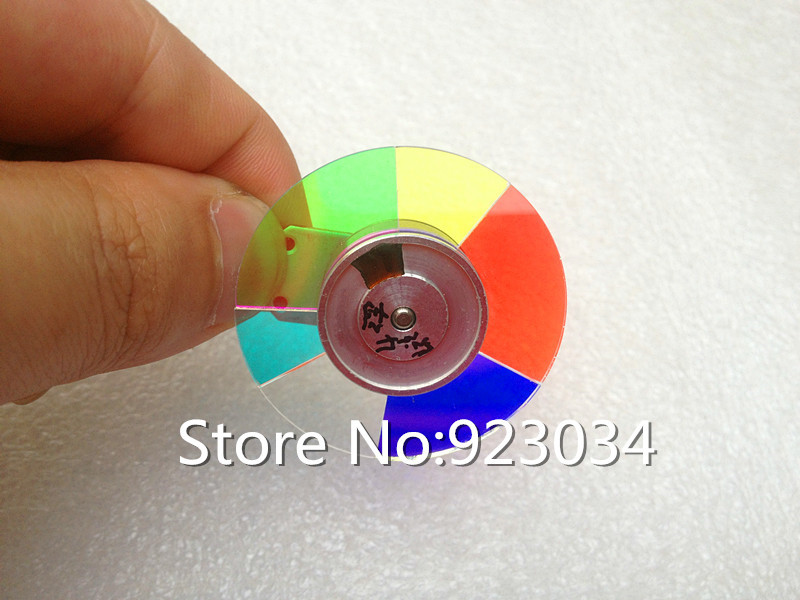 Wholesale Projector Color Wheel for DELL 1410X Free shipping