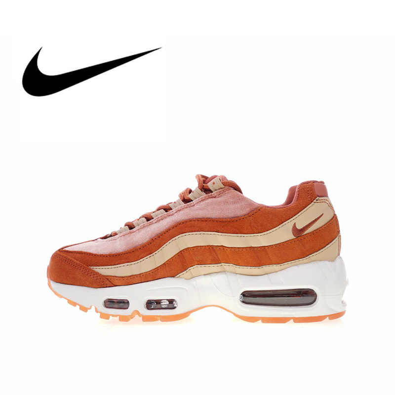 4d2220d493f28 Nike WMNS Air Max 95 LX Women's Breathable Running Shoes Sport Outdoor  Sneakers Athletic Designer Footwear