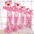 Розовая подушка для тела  Длинные подушки «Гепард»  плюшевые куклы  мягкие плюшевые подушки  детские подарки  декоративная подушка