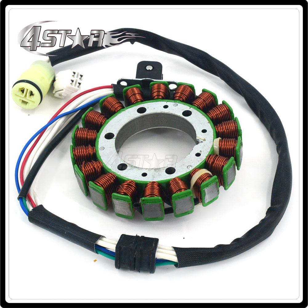 hight resolution of magneto engine stator generator charging coil copper wires for yamaha atv warrior 350 yfm350 yfm 350