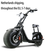 SC10 1/Wide tire electric car / Harley battery car / adult battery car / city skateboard bike/Hydraulic disc brake