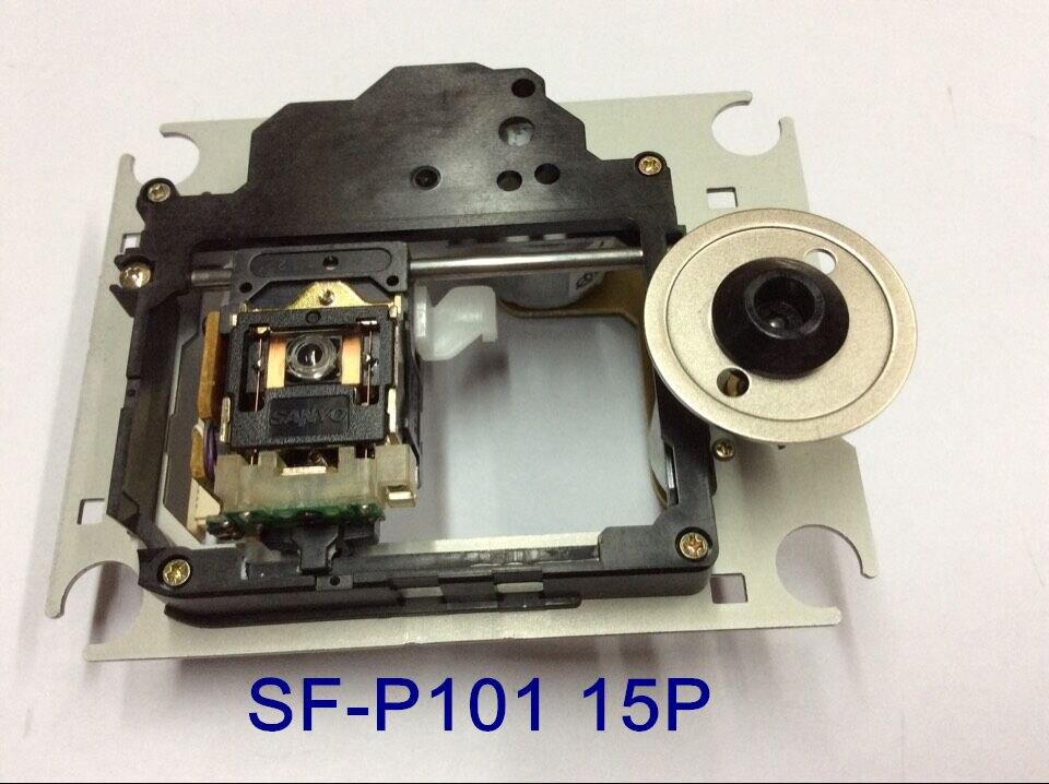 SFP101N 16P Pick-Up Laser Lentille Optique CD Lecteur Industriel Kit pour Sanyo