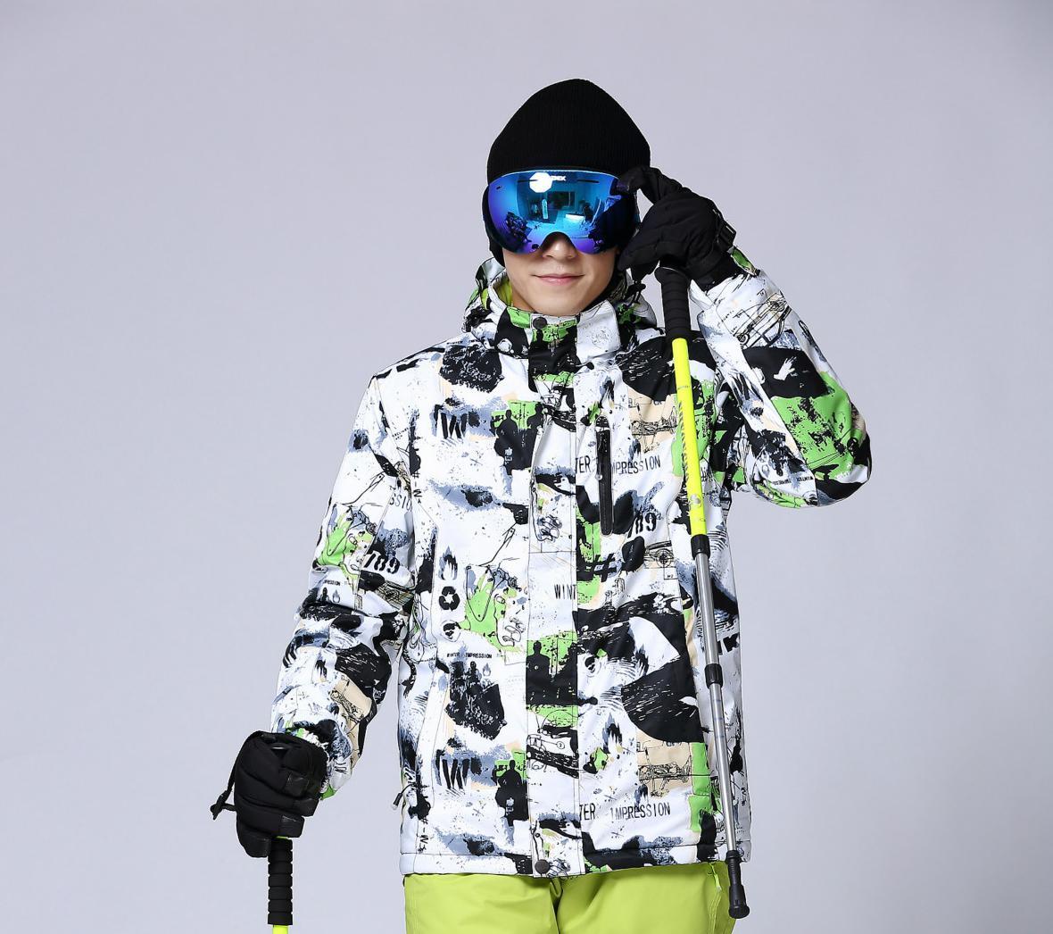Online Shop Brand New Winter Ski Jackets Waterproof Skiing/snow ...