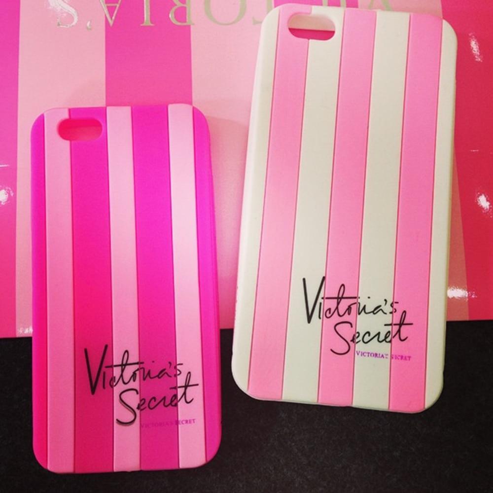 victoria's secret pink coque iphone 6