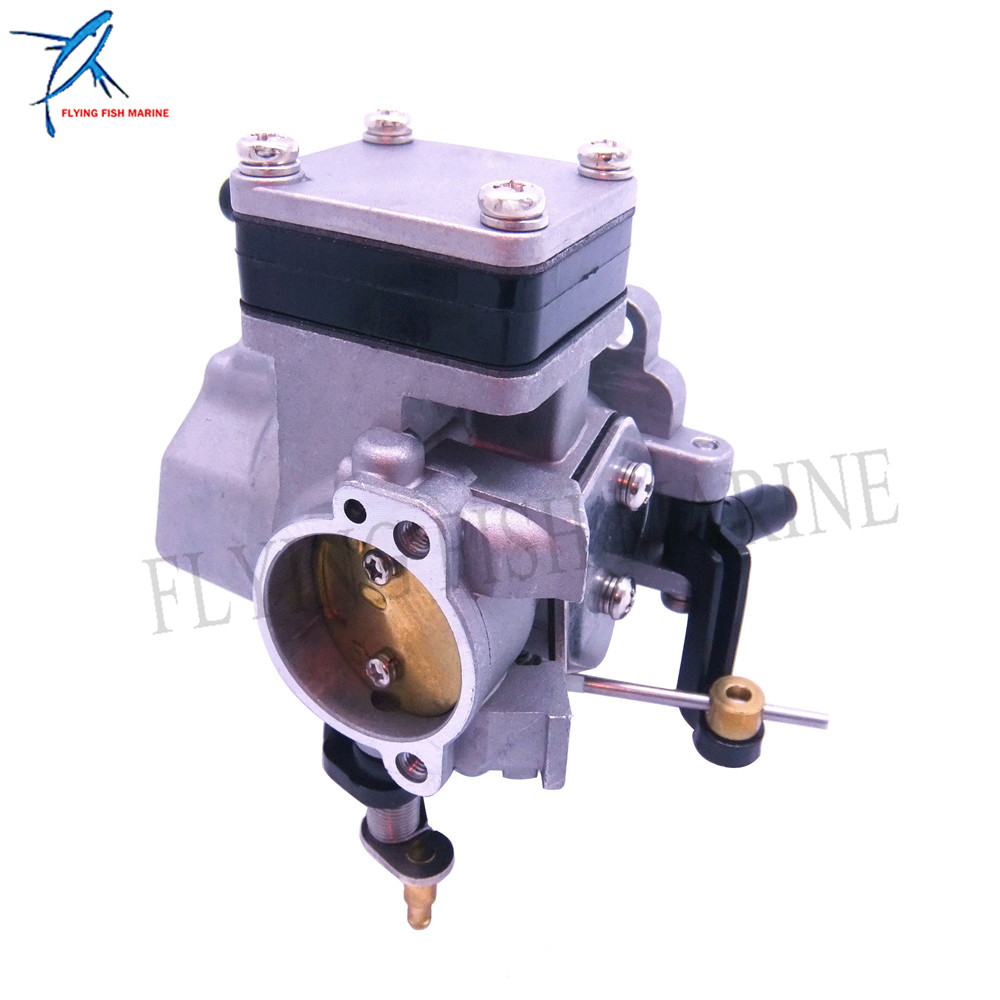 Outboard Motor 1383-8806M 1383-8516M 1383-9513M 1383-8024M Carburetor for Mercury Mariner 2-stroke 15C 9.9 D M 9.9HP 15HP EngineOutboard Motor 1383-8806M 1383-8516M 1383-9513M 1383-8024M Carburetor for Mercury Mariner 2-stroke 15C 9.9 D M 9.9HP 15HP Engine
