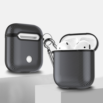 Soft Silicone Earphone Case For Apple AirPods Silicone Cover Wireless Bluetooth Headphone Air Pods Pouch Protective Silm Case