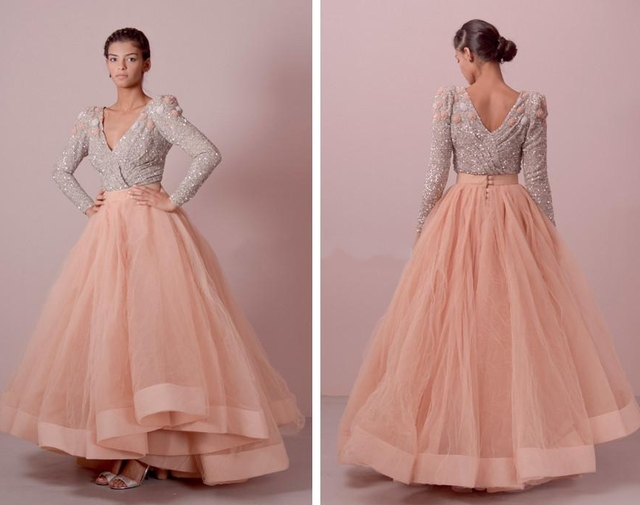 Peachskin Dress