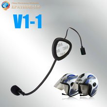 V1-1 Motos Motorcycle Helmet Headset Wireless Bluetooth Motorbike Helmet Earphone