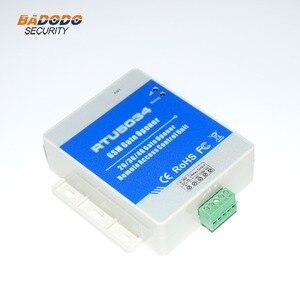Image 4 - GSM 3G 4G APP SMS fernbedienung einzigen relais schalter GSM tor öffner RTU5034 für schiebe schaukel garage tor türöffner
