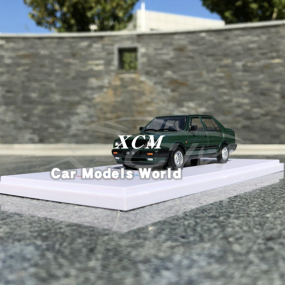 Diecast Car Model for Old Jetta (Green) 1:43 NOTHING OPENS + SMALL GIFT!!!!!!!-in Diecasts & Toy Vehicles from Toys & Hobbies    1