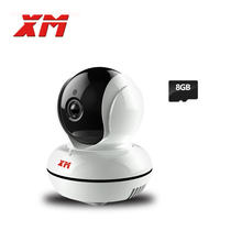 1920*1080P 2.0MP+8GB SD Card  IP Camera Wireless Wifi CCTV Camera Pan/Tilt  Night Vision Security Camera P2P Cam with IR-Cut