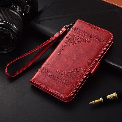 Funda de cuero abatible para ASUS ZenFone Max M2 ZB633KL ZB632KL Fundas de cartera TPU para ASUS ZB633KL ZB632KL bolsa de teléfono