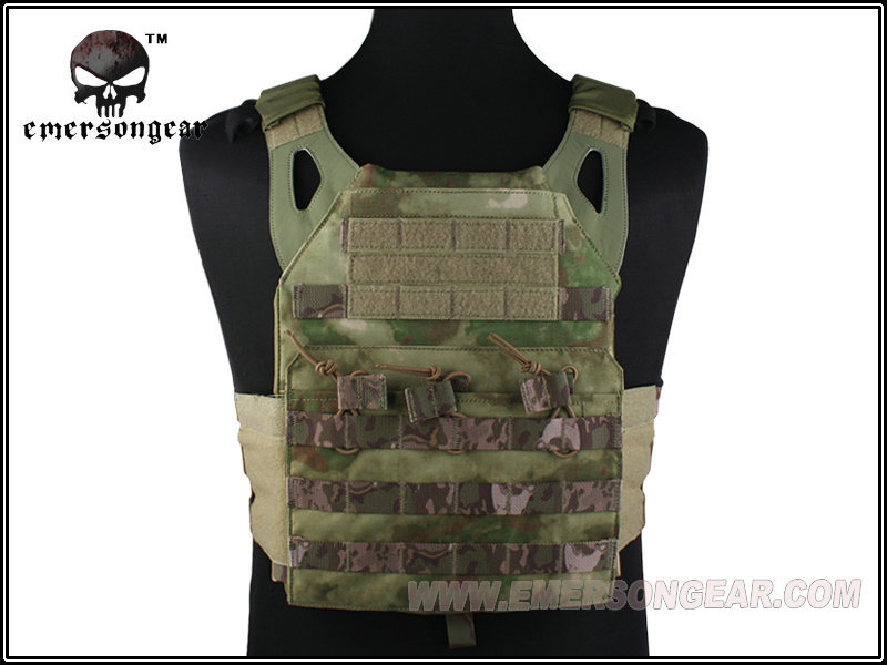 EMERSON JPC Vest simplified version Tactical Vest Airsoft Military Army Combat Gear AT/FG EM7344H emerson gear lbt6094a style vest with pouches airsoft painball military army combat gear em7440g at fg aor1 aor2 kh cb mr hld