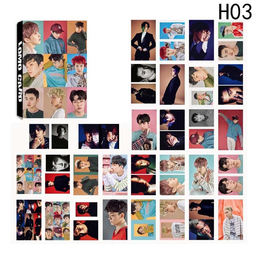 Kalender 2019 Neue Kpop Exo Laien Chanyeol Chen Sehun Xiumin Schreibtisch Kalender Bild Fotoalbum Neue Mode Fans Geschenk Messwerte Karte Bücher
