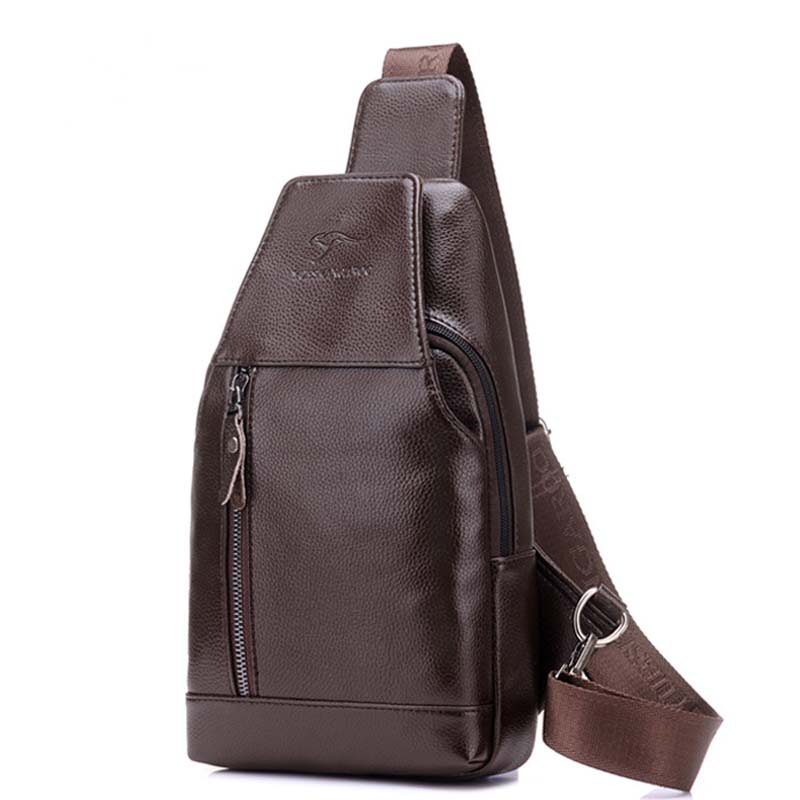 High Quality Fabric Chest Bag Crossbody Men Bag Freeshipping Hot Sale Casual Single Strap Phone Pocket