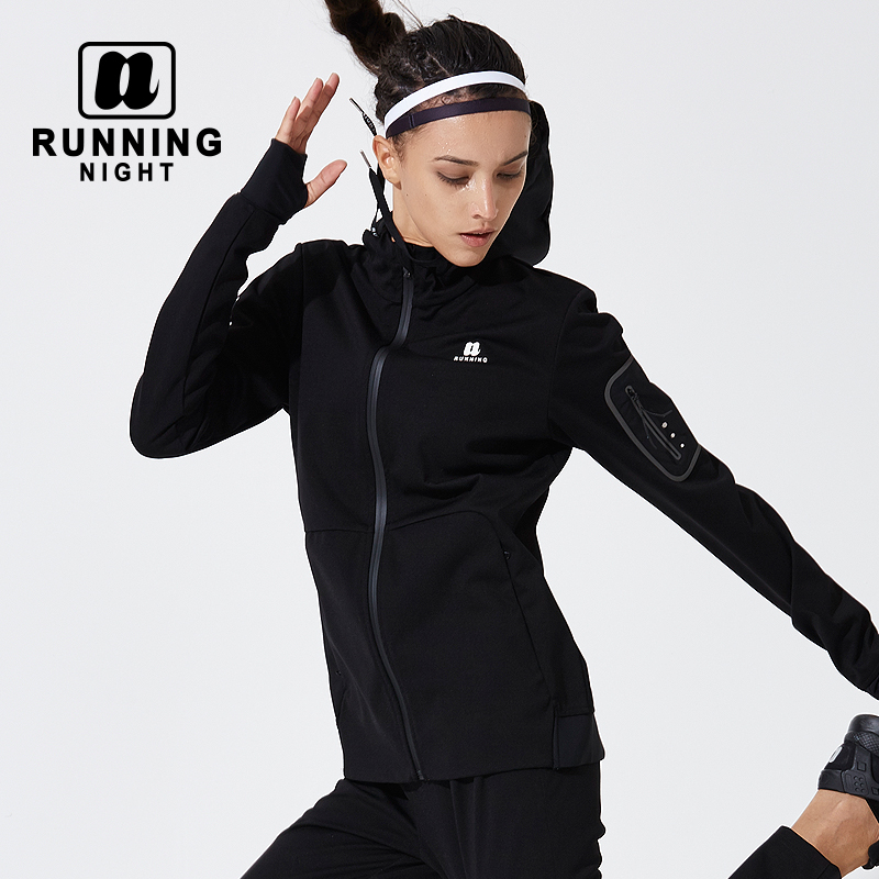 Hot Sweat Sports Jacket 5 Times More Sweat Running Suit Whfh 007 ...