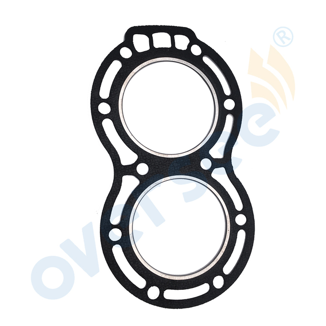 US $11 36 7% OFF|Fit Suzuki Marine 11141 96303 11141 96344 11141 96343 25  HP Outboard Motor Head Gasket-in Personal Watercraft Parts & Accessories