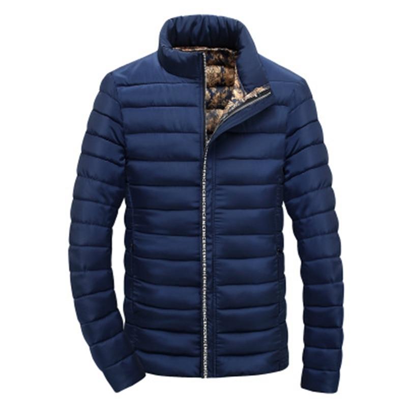 2017 wadded jacket winter coat slim design short Down cotton jacket male cotton-padded jacket male