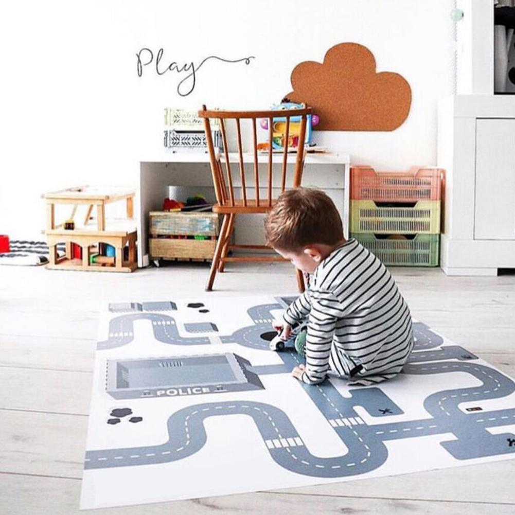 Tapete Infantil Tapis de circulation routière mousse bébé tapis de jeu mousse Tapis Enfant Alfombra Infantil tapis enfant alfombra infantil eva
